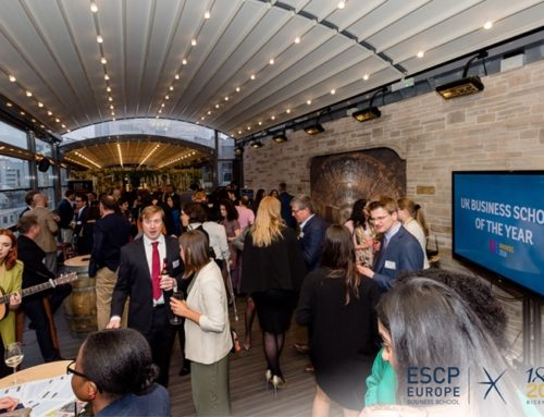 ESCP Welcomes Alumni Senior & New to the Bicentenary London Summer Soirée