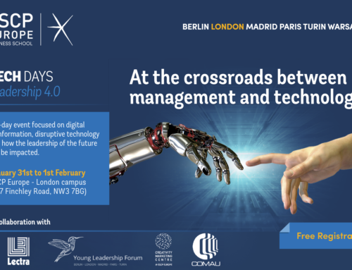 Tech Days: At the Crossroads between Management and Technology
