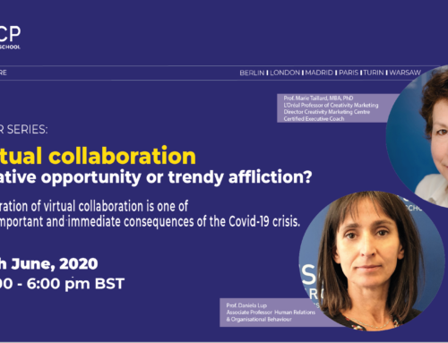 Virtual collaboration – Creative opportunity or trendy affliction?