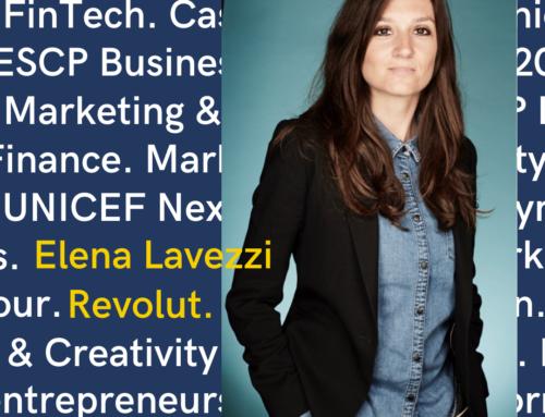 Career spotlight: Elena Lavezzi