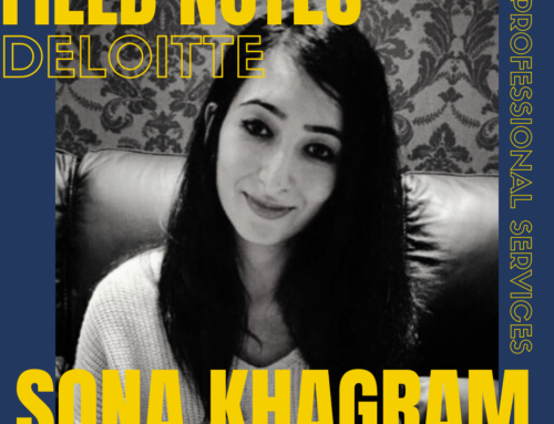 Field Notes in Professional Services with Sona Khagram